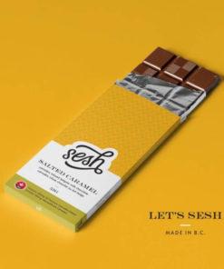 Sesh Edibles – Chocolate Bars