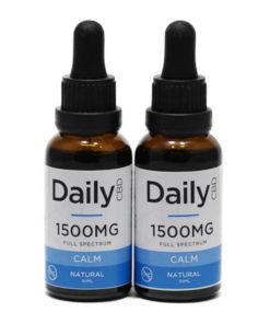 Daily Calm CBD Tincture