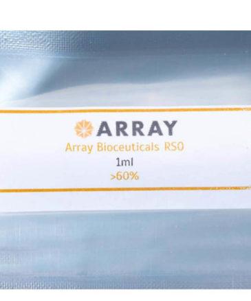 Array Bioceuticals RSO Syringe 2