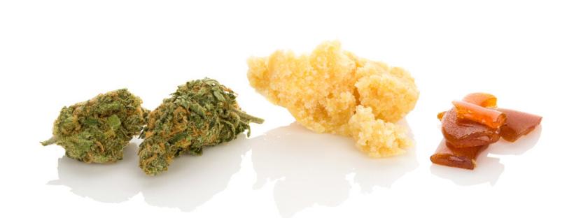 Step by Step Cannabis Budder