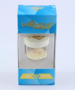 Diamond Concentrates : CBD Crystals- 0.5 Gram