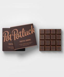 Potluck THC Chocolates
