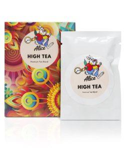 Alice Sugar High: Psilocybin Tea