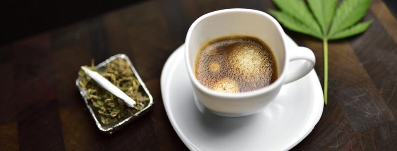 Ways to Mix Caffeine and Cannabis