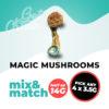 Magic Mushrooms M&M 14g