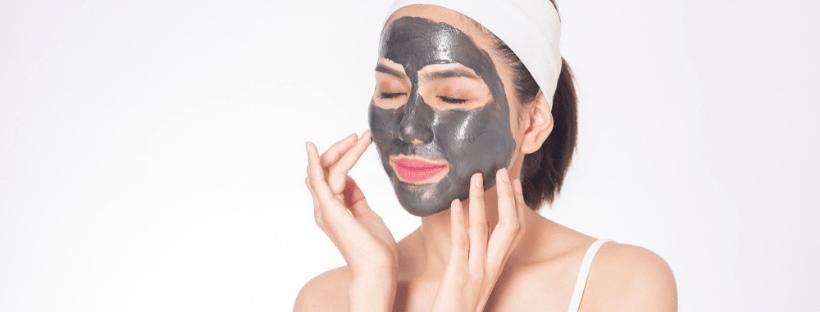 CBD Charcoal cream masque