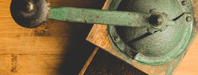 Coffee Grinder for Marijuana